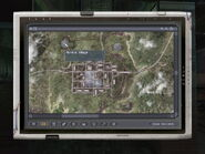 Bandits Village - PDA Map view-location (Dead City, Lost Alpha)