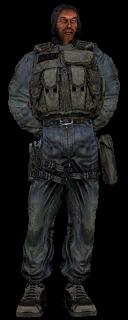 Merc armor