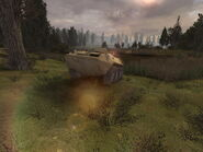 BTR-70 APC with ammo (Countryside, Lost Alpha)