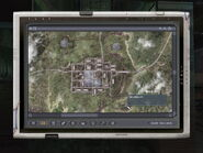 Graveyard - PDA Map view-location (Dead City, Lost Alpha)