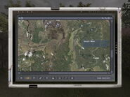 Bandit Mine - PDA Map view-location (Forest, Lost Alpha)