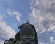 Obokan - iron-sight view (Lost Alpha DC v1.4002)