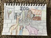 Zoo drawing