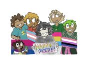 Copy of Happy Pride Month