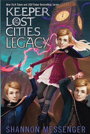 Dex on legacy cover