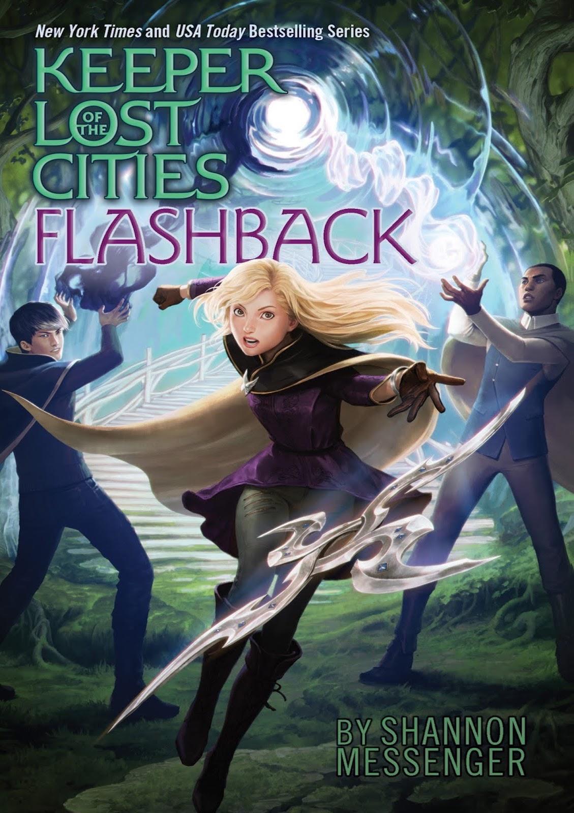 Book 7: Flashback | Lost Cities Keeper Wiki | FANDOM powered