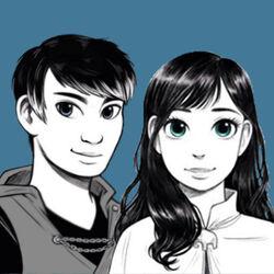 Biana and Tam