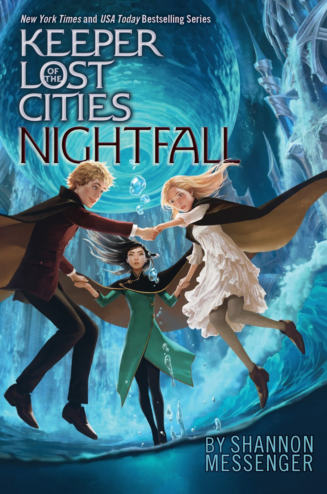 Book 6 nightfall lost cities keeper wiki fandom powered by wikia nightfall buycottarizona Choice Image