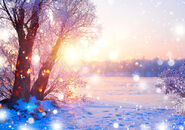 Beautiful-winter-landscape-scene-ice-river-snow-covered-trees-84606857