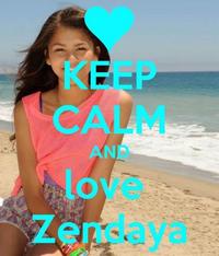Zendaya for Crystal