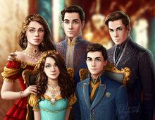 The Vacker Family