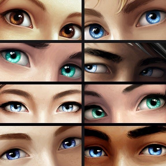 That eye the sky character novel