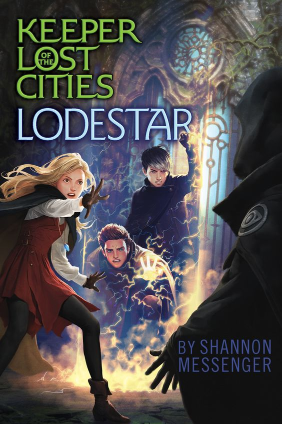 Book 5 Lodestar Lost Cities Keeper Wiki Fandom Powered By Wikia