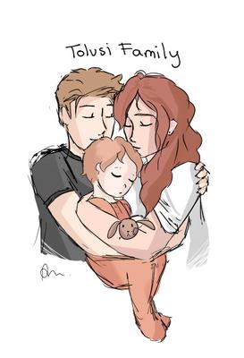 The Tolusi Family