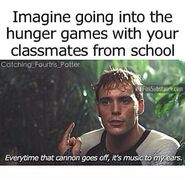 Hunger Games Meme