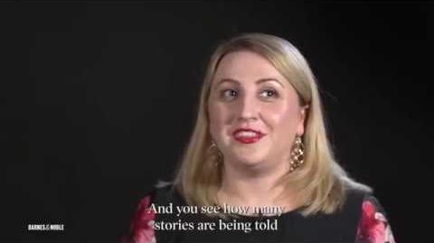 Shannon Messenger talks NIGHTFALL!