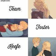 Team Foster-Keefe