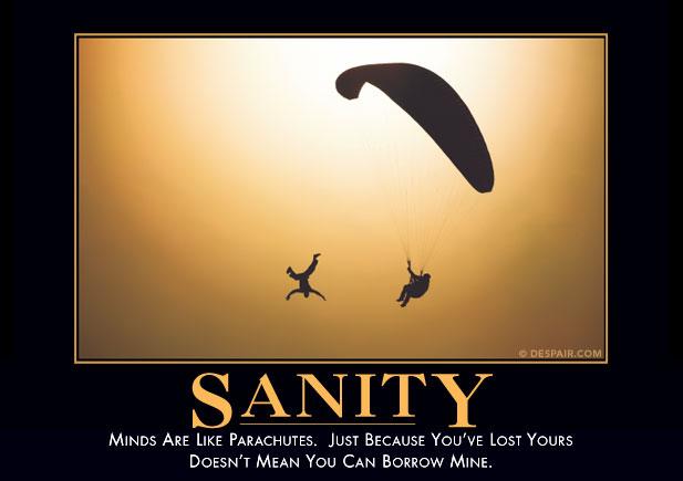 Sanity 1