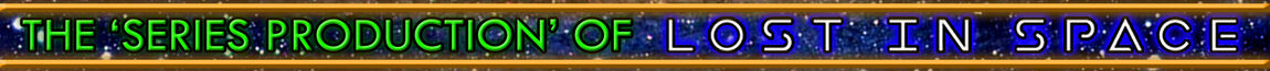 Series Production - title Bar...