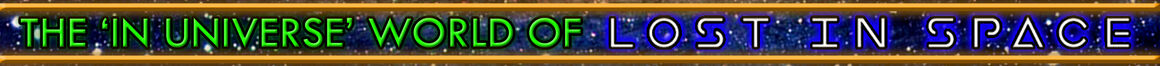 In Universe - title Bar...