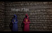The Followers of Bayagototh