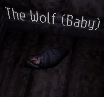 The wolf baby