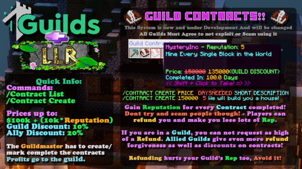 Guildcontracts