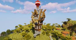 Ghimlos-windmill