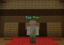 Treasure trove egg shop