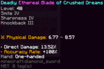 Ethereal Blade