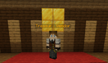 Treasure trove vendor