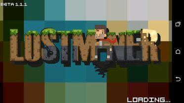 Lost-miner-loading
