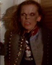 Laddie as a vampire