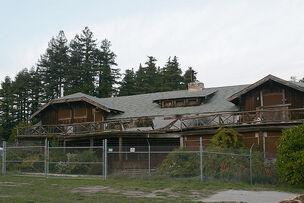 Pogonip club house santa cruz