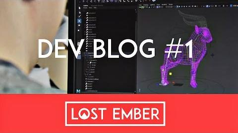 Lost Ember Dev Blog 1 - New world, new animals, new statues!