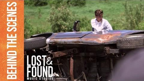 Lost & Found Music Studios - Behind the Scenes Muttcracker Van Crash