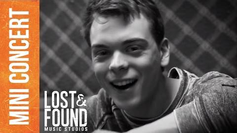 "Lost & Found Music Studios - Mini-Concert ""Run with It"""