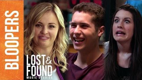Lost & Found Music Studios - Bloopers (Seasons 1 & 2)