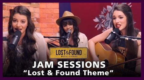 """Lost & Found - Jam Sessions """"Lost & Found Theme"""""""