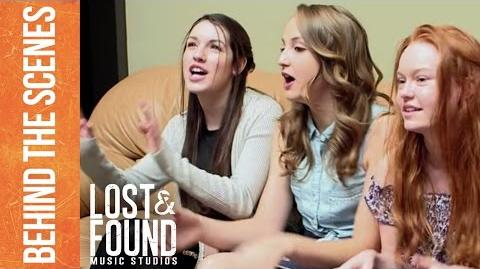 Lost & Found Music Studios - Behind the Scenes Favourite Parts of Filming
