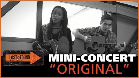 "Alex Zaichkowski & Maranda Thomas ""Original"" - Lost & Found Music Studios"