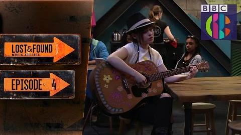 Lost & Found Music Studios - Series 1 Episode 4 - CBBC