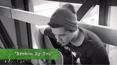 "Alex Zaichkowski ""Broken By You"" Mini Concert - Lost & Found Music Studios"