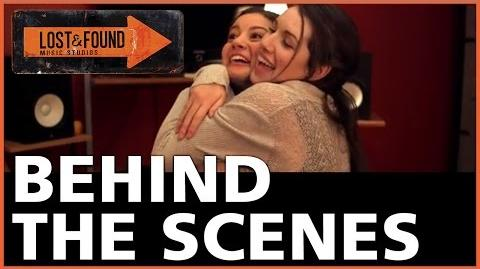 Lost & Found Music Studios - Behind the Scenes Character vs. Self