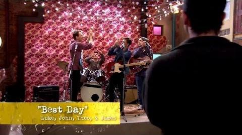 """Lost & Found - Music Video """"Best Day"""""""