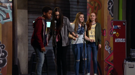 Isaac Annabelle Hannah Clara season 1 episode 7