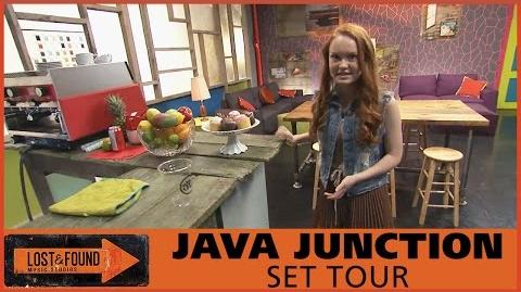 "Jeni Ross ""Java Junction"" Set Tour - Lost & Found Music Studios"