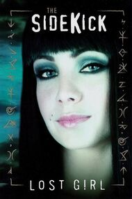 The Sidekick (Kenzi) - Fan Expo 2011 promo card