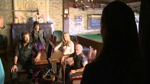 Lost Girl Season 4 Set Visit