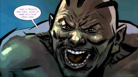 LG Motion Comic Chapter 5 - Inhuman